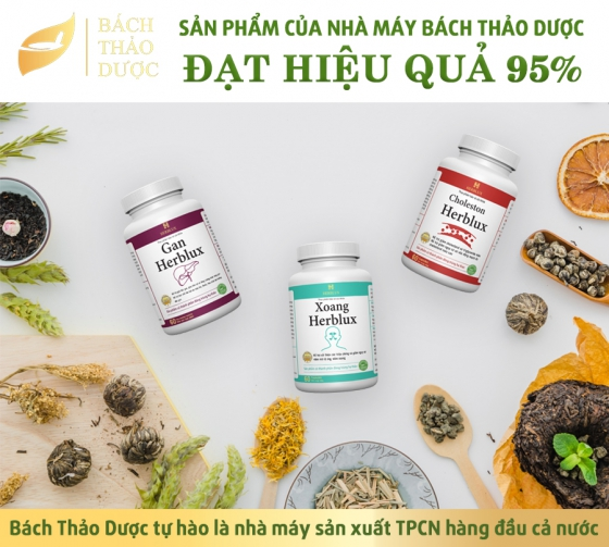 THE PRODUCTS OF BACH THAO DUOC HAVE EFFICIENCY UP TO 95%