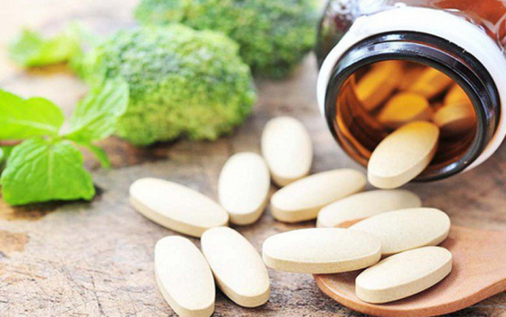 PRODUCING HEALTH SUPPLEMENTS FROM NATURAL HERBS